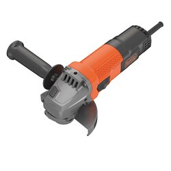 BLACK+DECKER - 750W 115mm vinkelsliber - BEG110