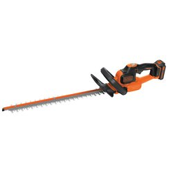 BLACK+DECKER - 18V 45CM 2Ah POWERCOMMAND Hkkeklipper - GTC18452PC