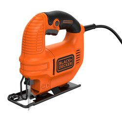 BLACK+DECKER - 400W Kompakt Stiksav - KS501