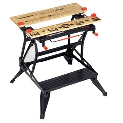 BLACK+DECKER - Workmate Deluxe arbejdsbnk - WM825